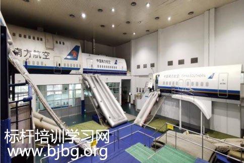 中国南方航空参访