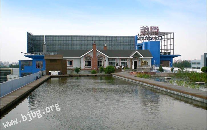 上海开能环保设备参观考察