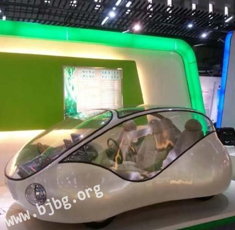 上海科学节能展示馆参观考察