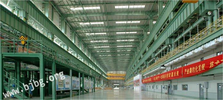 上海电气临港重型装备制造基地参观考察
