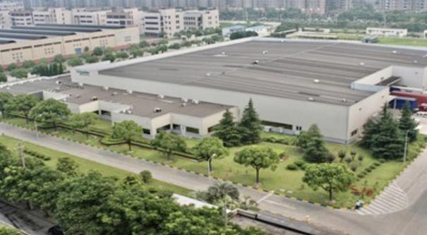 考察施耐德上海SSIC精益制造工厂